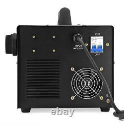 Plasma Cutter Intégré Avec Compresseur D'air Inverter Machine De Découpe 220v 40amp