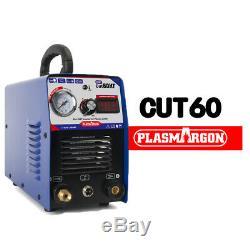 Plasma Cutter Inverter Machine De Découpage Numérique 60a 110 / 220v Nouveau En Stock Us