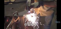 Plasma Cutter Machine De Découpage Portable 60a Et Ag60 Torch & Clean 240v Cut 1-16mm