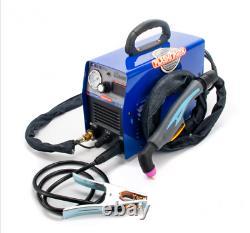 Plasma Cutter Machine De Découpage Portable 60a Et Ag60 Torch & Clean 240v Cut 1-18mm