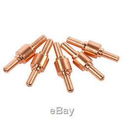 Plasma Cutter Onduleur Igbt Cut 50 Groupe Consommables Pt31 Coupe Torch 5m7m Nouveau