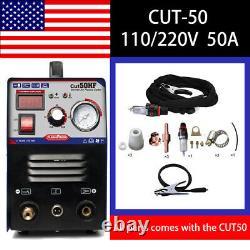 Plasma Cutters Machine 50a Cut50 Coupe Torche Coupe Consommables 2020 Haute Qualité