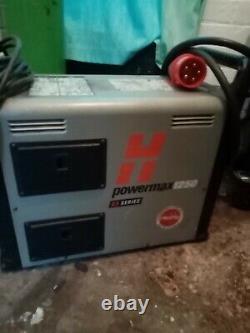 Puissance Hyperthermiquemax1250g3 Coupe Plasma Cnc Torche Machine