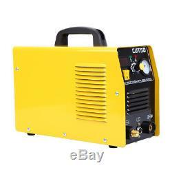 Ridgeyard 40w Cutter Plasma Air Machine 10-50a Onduleur Accessoires De Coupe 12mm