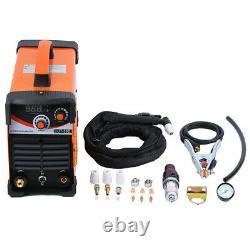 Ridgeyard Cut 50d Plasma Cutter 0.4mpa Air Plasma Cutting Machine 1-12mm 40w Royaume-uni