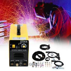 Samger 3 En 1 Multi Fonctionnelle Tig / Mma / Plasma Cutter Air Soudeur Machine De Soudure
