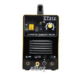 Samger 3 En 1 Soudeur Plasma Cutter Fonctionnelle Ct312 Tig / Mma / Air Machine De Soudure