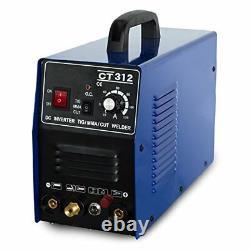 Soudeur Tig Mma Machine De Soudage Ct312 Arc Pilote Plasma Cutter In Uk Stock Hot