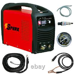 Spark Inverter Plasma Cutter Machine Cut-40a Max Épaisseur De Coupe 12mm