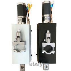 Support De Torche De Coupe De Flamme De Plasma Z Lifter D'axe L100mm Dc24v Pour La Machine De Cnc