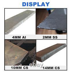 Susemse 50 Amp Plasma Cutter, Pro. Machine De Coupe, 220v- 240v Cut-50