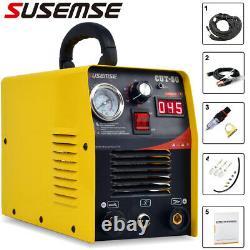 Susemse Cut-50 Invertisseur De Cutter De Plasma D'air 50amp Avec Machine De Coupe De Plasma Numérique