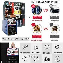 Susemse Machine De Coupe De Plasma D'air 60a 220v Machine De Coupe Avec Écran D'affichage