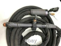 Thermal Dynamics Pcm-70 Machine Torch, 25ft (7.6m) Leads 2-6104