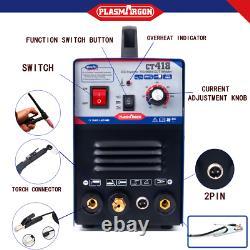 Tig Mma Coupe Plasma Cutter Soudeur Onduleur Stick Welding Machine 3in1 Ct418