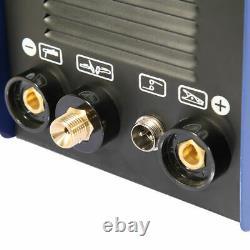 Tig Mma Cut Plasma Cutter Soudeur Onduleur Bâton Machine De Soudure 3in1 Ct312 En De