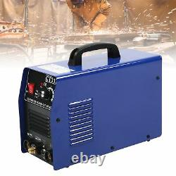 Tig/mma/cut Soudeuse Air Plasma Cutter Avecbuzzle Tig Electrode Accessoires