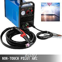 Vevor 50a Air Plasma Cutter Machine De Coupe Non-touch Pilot Arc Inverter Tension