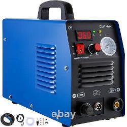 Vevor Icut-60 Amp Air Plasma Cutter 1-14mm Inverter Machine De Coupe Igbt